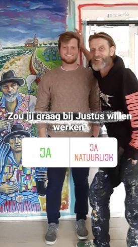 Eli en Justus