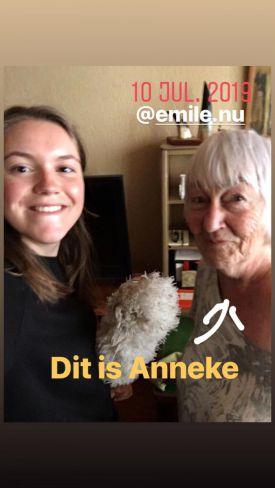 Anneke en Nella