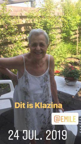Foto van klazina