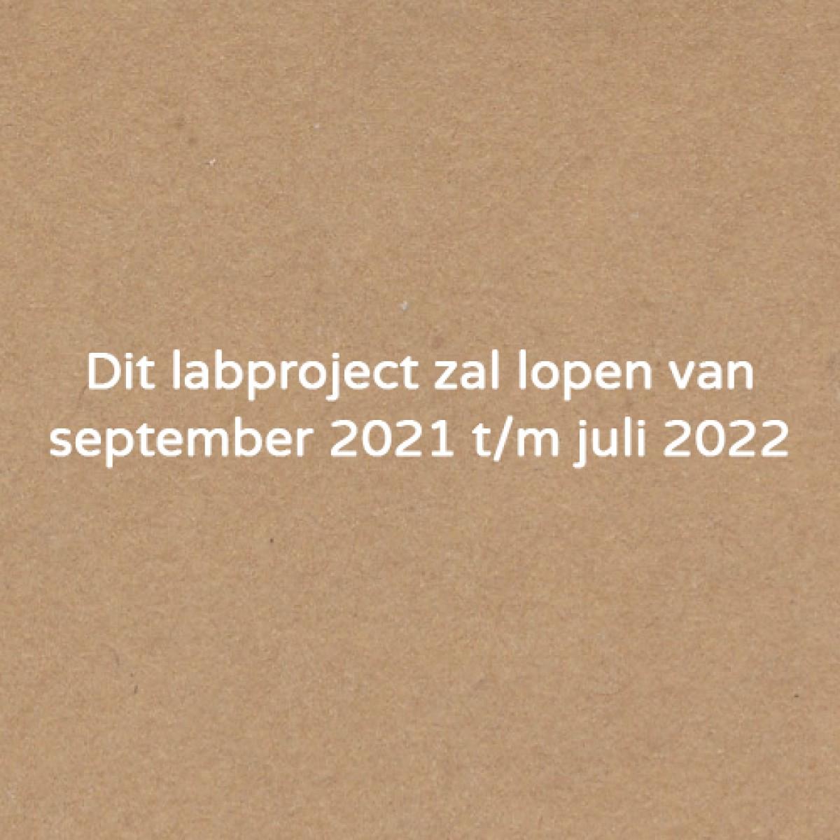 Labproject: Emile bloeit in Utrecht