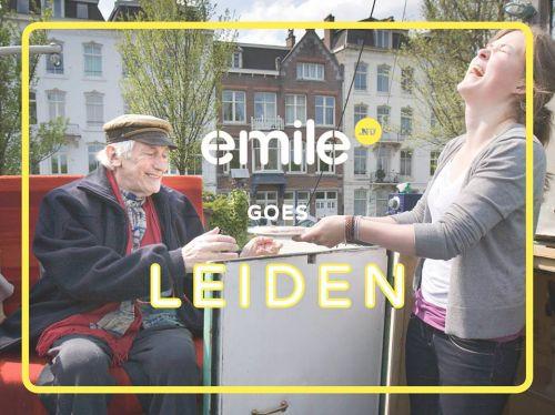 Thuiszorg Emile naar Leiden